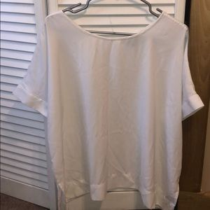 White The Limited Tee Shirt